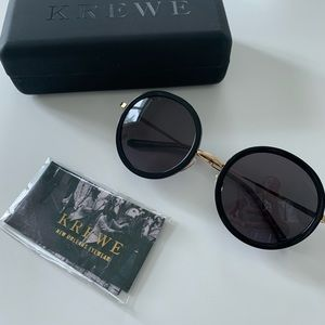 Accessories - Krewe Round Sunnies